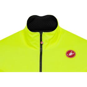 Castelli Pro Fit Light Regnjakke Herrer, yellow fluo